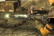 Gauss rifle side shot 2