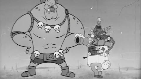 Fallout 4 S.P.E.C.I.A.L. Video Series - Strength