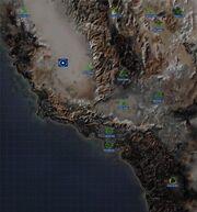 Fallout 1 world map