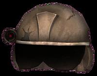 Combat helmet reinforced 2