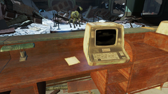 Fo4 office note
