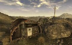 Abandoned shack