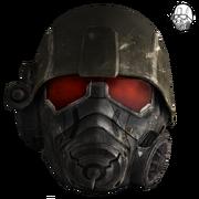 LR riot gear helmet