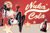 Nuka-Cola ad pre-trailer