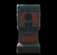 FO4NW Park Medallion Dispenser