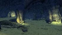 Bootjack cavern interior2