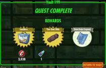 FoS Vault 199 rewards