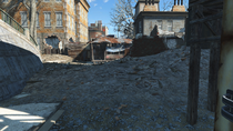 FO4 SBoston High shack west