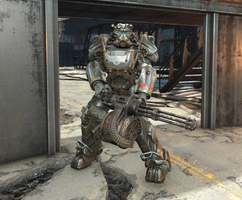 FO4 BOS Soldier Infobox