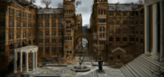 Fo4 unknown courtyard