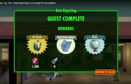 Beat Reporting Rewards
