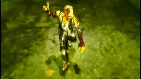 Fallout Brotherhood of Steel Cain trailer