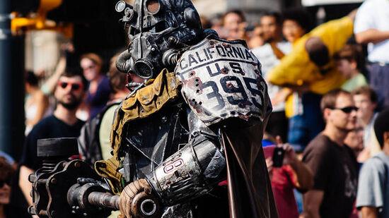 Fallout armor 91033