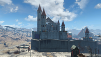 FO4NW King Colas Castle Back