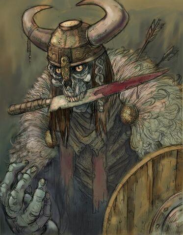 File:Viking Zombie Digital Sketch by Kqbuckley.jpg