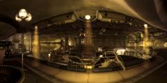 Fo3MZ robot assembly entrance