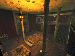Clandens room