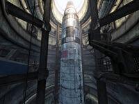 Silo Bunker rocket