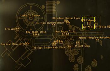 Fallout new vegas lucky 38 map marker mod Irazú - 2020