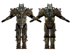 FO3 Tesla Power Armor