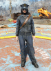 Fo4Dirty Postman Uniform