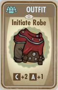 FoS Initiate Robe Card