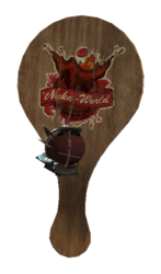 FO4 NW PaddleBall bladed