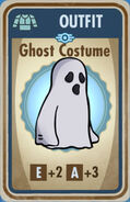 FoS Ghost Costume Card
