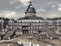 Capitol Building close up