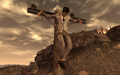 Benny crucified.png