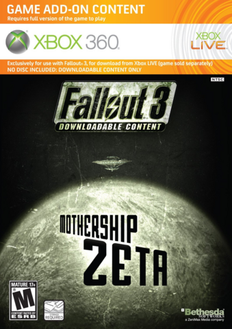 File:Fallout 3 - Mothership Zeta (add-on cover).png