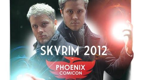 Skyrim 2012 Phoenix Comicon Cut