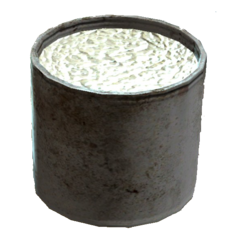 Vegetable starch