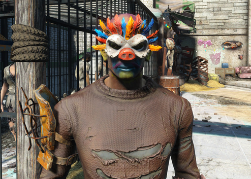 File:Fo4PackCarnivalMask Worn.png