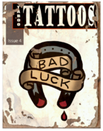 Taboo Tattoos Issue 04 Bad Luck