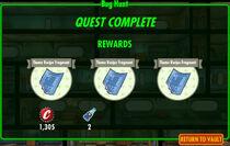 FoS Bug Hunt rewards