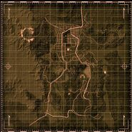 New Vegas Map 4
