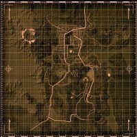 New Vegas Map 4