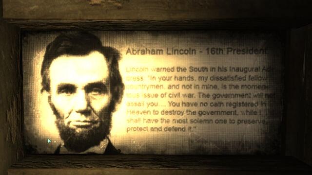 File:Arlington House Lincoln's First Inaugural Address.jpg