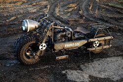 Fallout bike