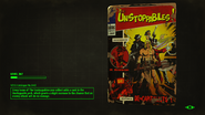 FO4 The Unstoppables loading screen