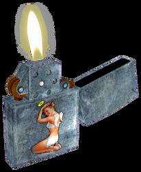 FNV dynamite lighter