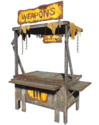 FO4 Weapons Shop