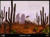 Project V13 concept art 4