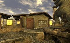 Cliff Briscoe bungalow