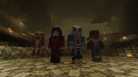 Skyrim Mash-up for Minecraft Xbox 360 Edition - Trailer