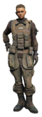 FO4 BOS Knight Sergeant