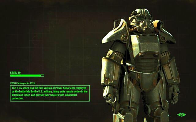 File:FO4 T-45 Power Armor loading screen.jpg