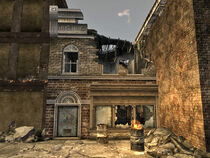 Ruined store FNV