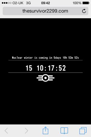 Survivor2299 Nuclear Winter